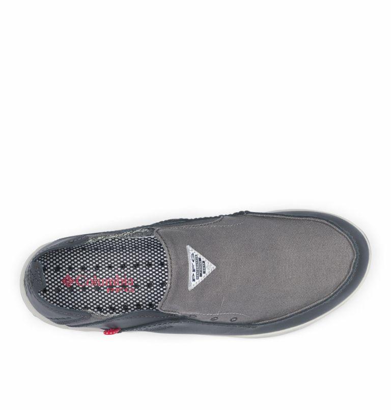 BAHAMA™ VENT PFG WIDE | 049 | 12 Men's PFG Bahama™ Vent Shoe - Wide, Titanium MHW, Bright Red, top