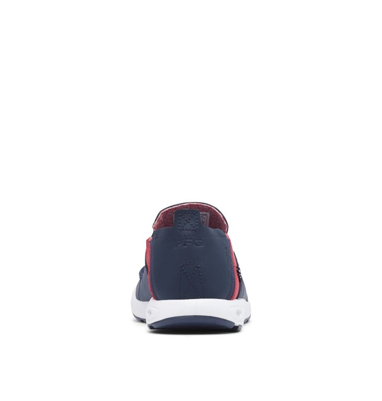 BAHAMA™ VENT PFG WIDE | 468 | 12 Men's PFG Bahama™ Vent Shoe - Wide, Collegiate Navy, Rocket, back