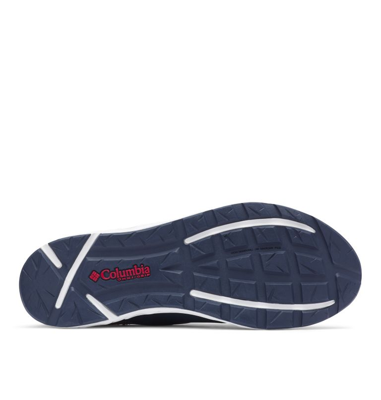 BAHAMA™ VENT PFG WIDE | 468 | 12 Men's PFG Bahama™ Vent Shoe - Wide, Collegiate Navy, Rocket