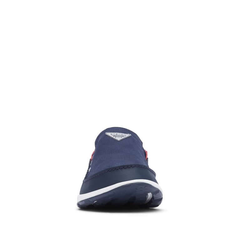 BAHAMA™ VENT PFG WIDE | 468 | 12 Men's PFG Bahama™ Vent Shoe - Wide, Collegiate Navy, Rocket, toe
