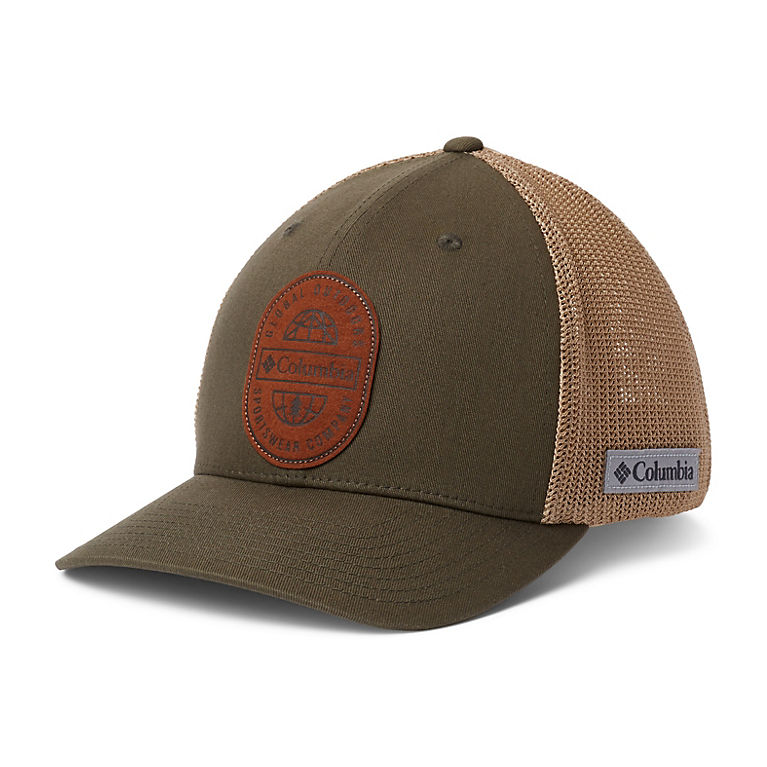 COLUMBIA Trail Evolution II Trucker Cap Truckercap Meshcap Basecap