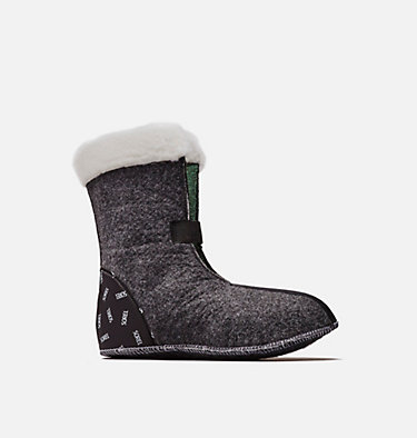 CARIBOU 9MM TP INNERBOOT SNOW , front