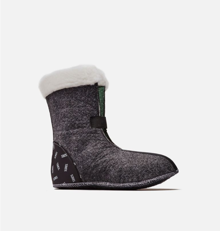 Women's Caribou™ 9 mm Thermoplus Boot Liner With Snow Cuff Women's Caribou™ 9 mm Thermoplus Boot Liner With Snow Cuff, front