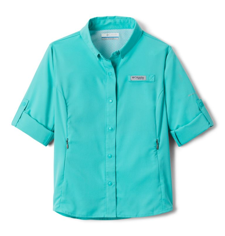 Girls' PFG Tamiami™ Long Sleeve Shirt Girls' PFG Tamiami™ Long Sleeve Shirt, a1