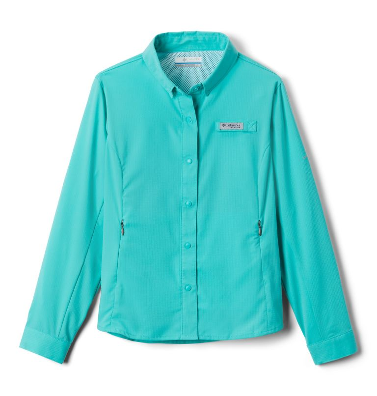 Girls' PFG Tamiami™ Long Sleeve Shirt Girls' PFG Tamiami™ Long Sleeve Shirt, front