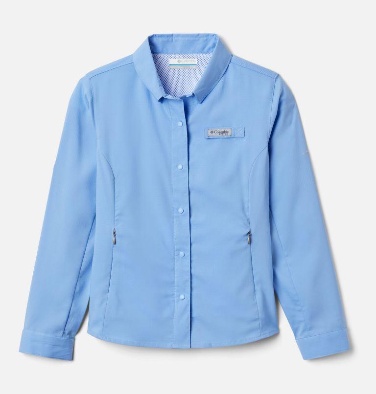 Girls' PFG Tamiami™ Long Sleeve Shirt Girls' PFG Tamiami™ Long Sleeve Shirt, front