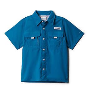 Boys' PFG Bahama™ Short Sleeve Shirt