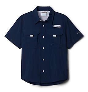 Boys' PFG Bahama™ Short Sleeve Shirt