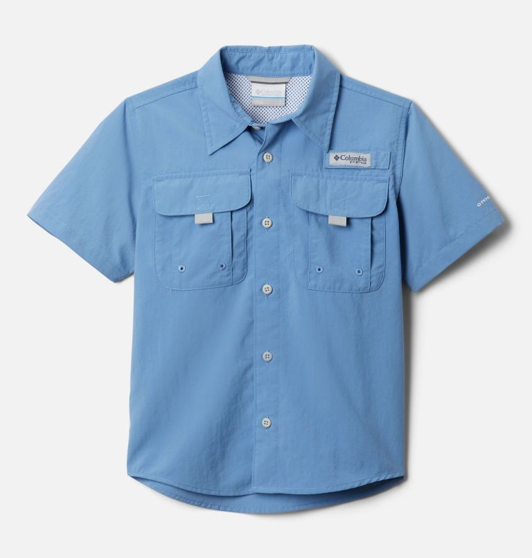 Boys' PFG Bahama™ Short Sleeve Shirt Boys' PFG Bahama™ Short Sleeve Shirt, front