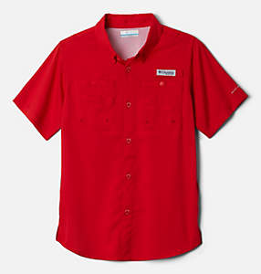 Boys' PFG Tamiami™ Short Sleeve Shirt
