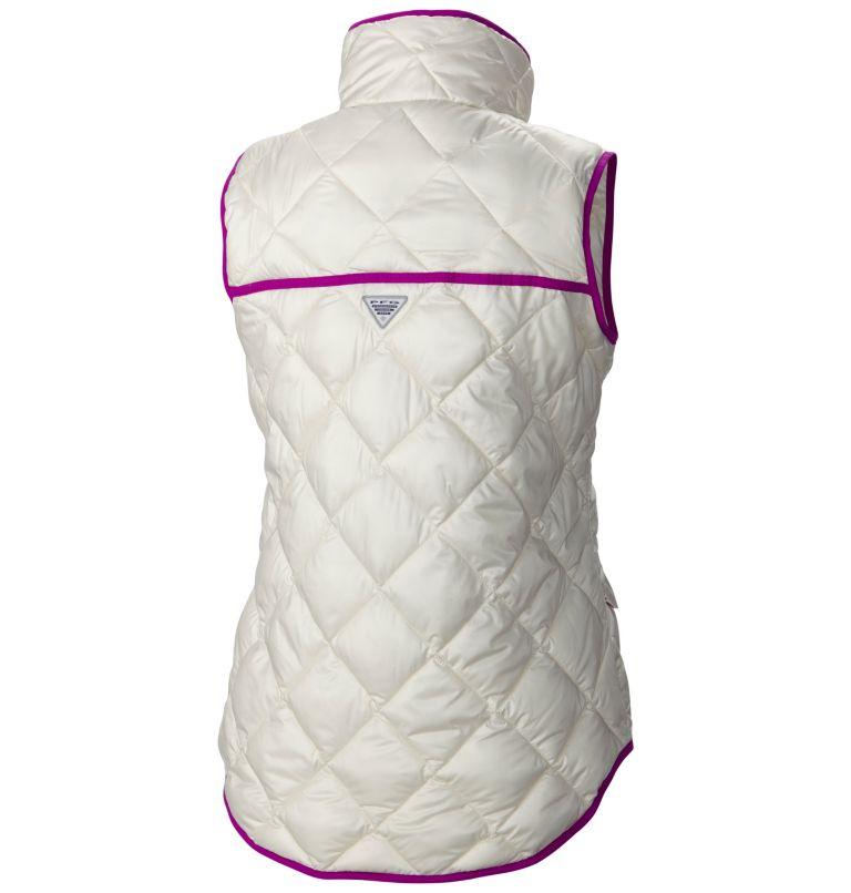 Women's PFG Harborside™ Diamond Quilted Vest Women's PFG Harborside™ Diamond Quilted Vest, back