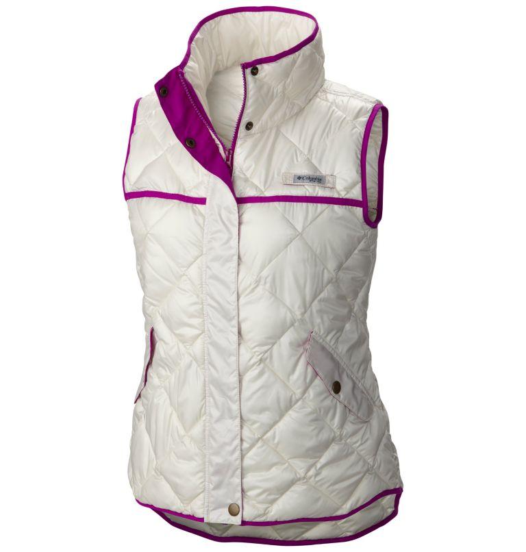 Women's PFG Harborside™ Diamond Quilted Vest Women's PFG Harborside™ Diamond Quilted Vest, front