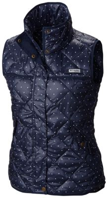 Women S Pfg Harborside Diamond Quilted Vest Columbia Com