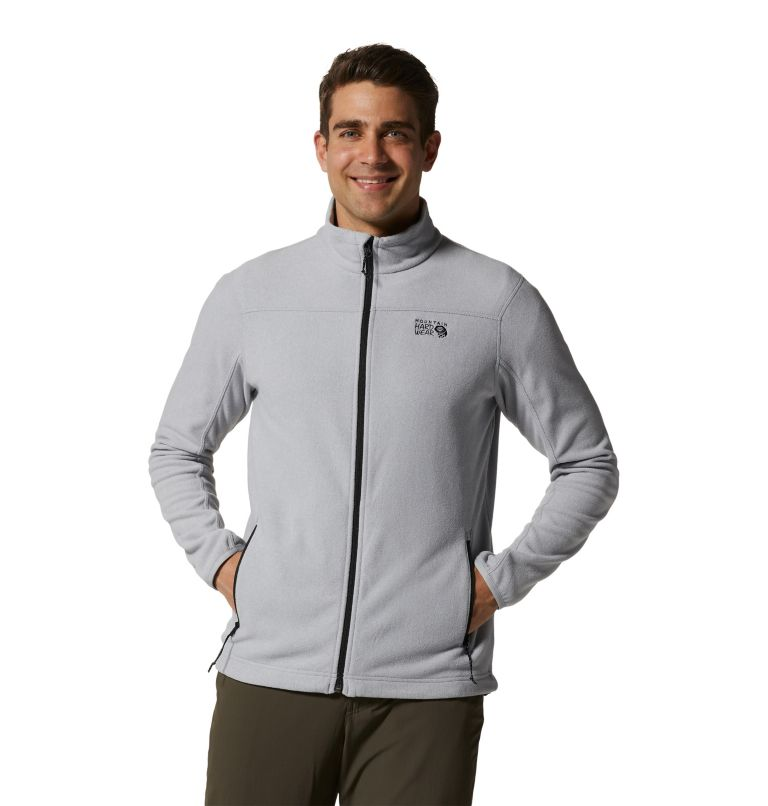 Microchill™ 2.0 Jacket | 097 | M Men's Microchill™ 2.0 Jacket, Glacial Heather, front