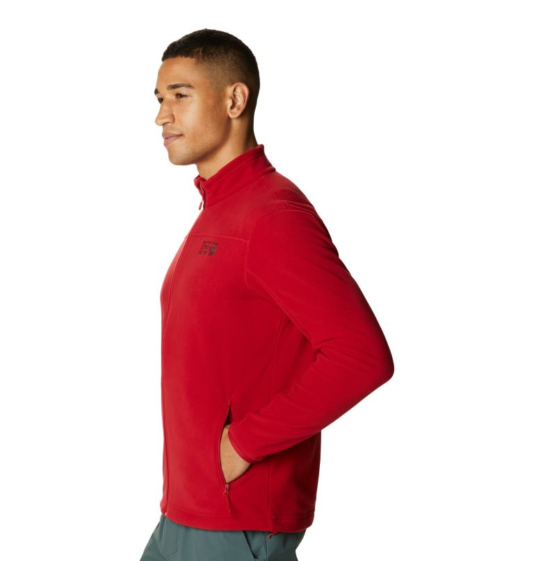 Microchill™ 2.0 Jacket   675   M Men's Microchill™ Jacket, Alpine Red, a1