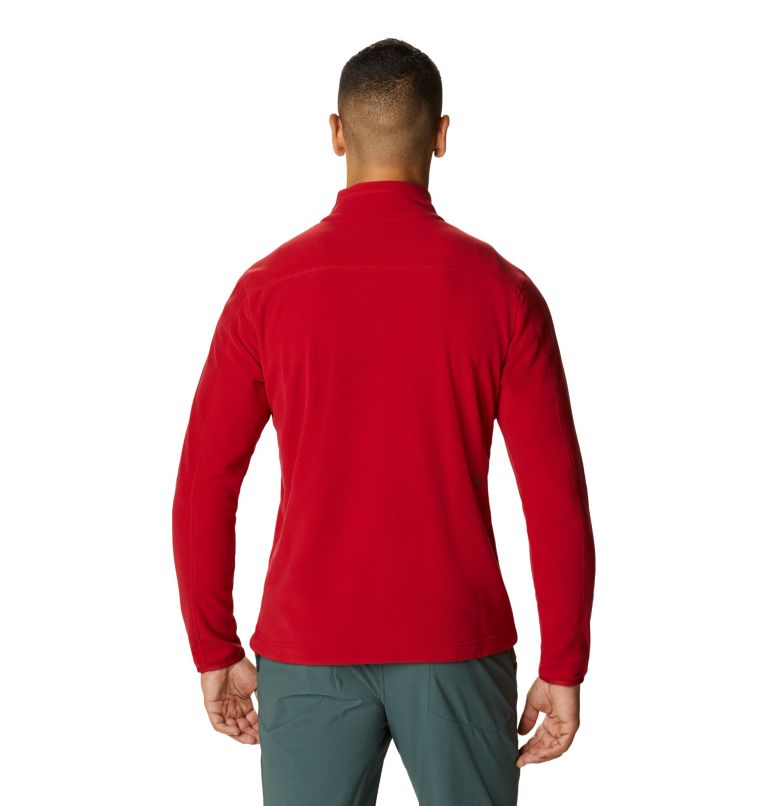 Microchill™ 2.0 Jacket | 675 | M Men's Microchill™ Jacket, Alpine Red, back