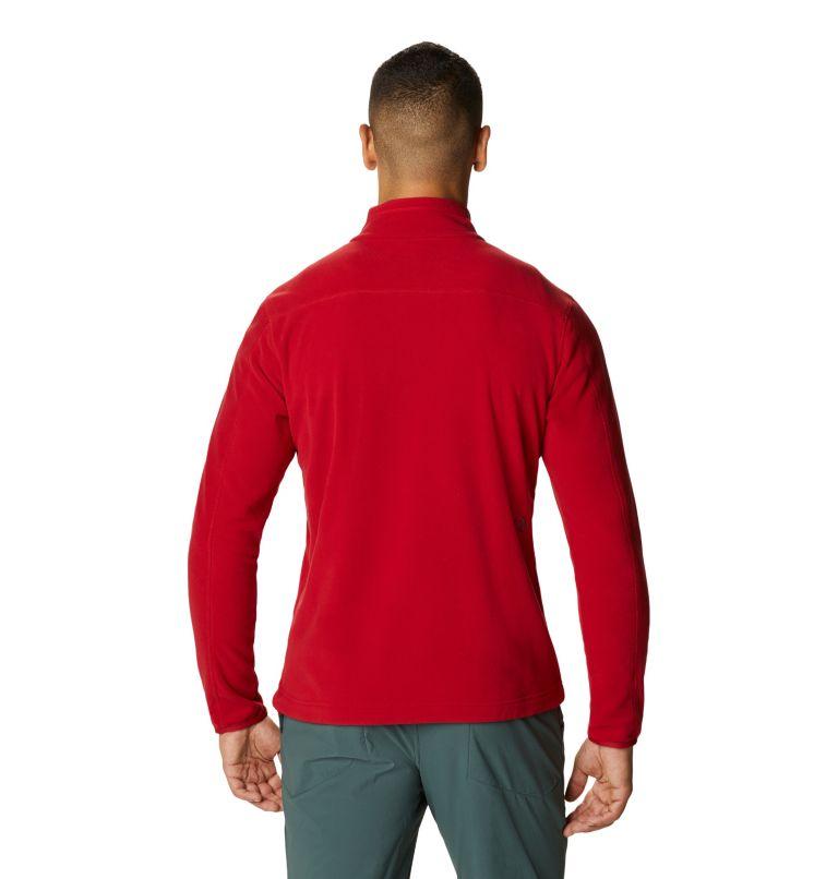 Microchill™ 2.0 Jacket   675   M Men's Microchill™ Jacket, Alpine Red, back