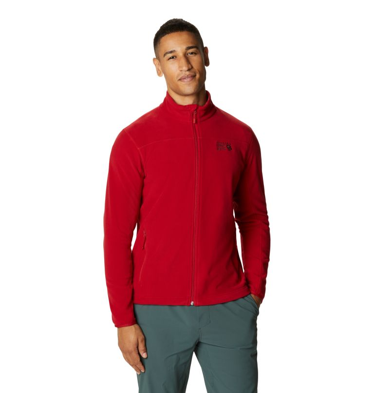 Microchill™ 2.0 Jacket | 675 | XXL Men's Microchill™ Jacket, Alpine Red, front