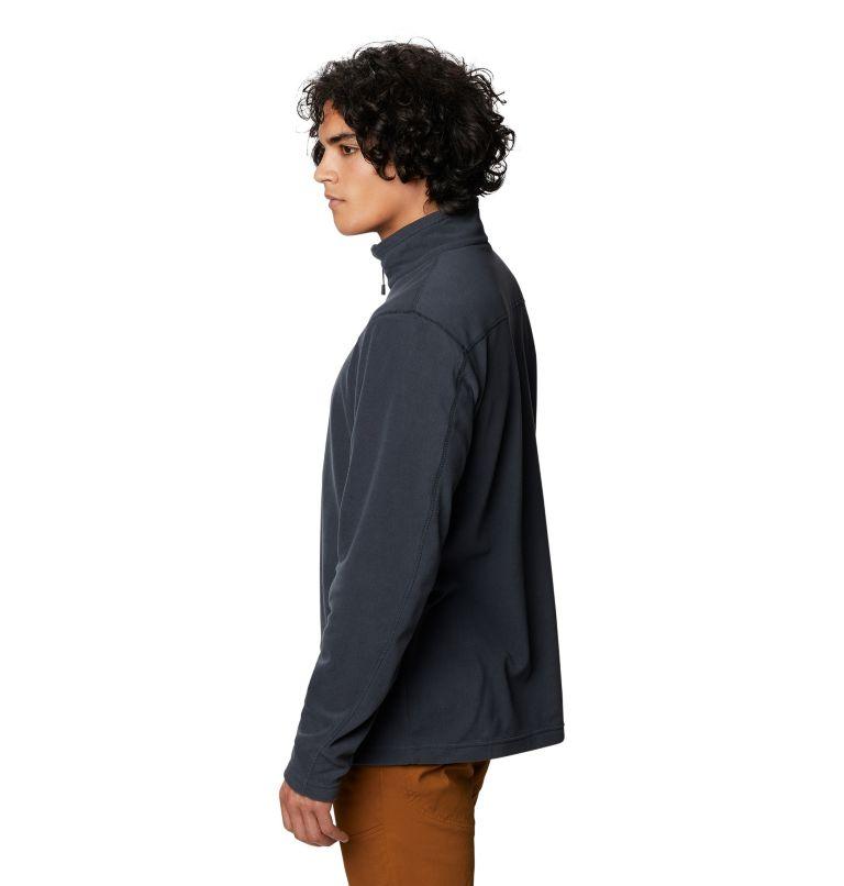 Microchill™ 2.0 Zip T   004   XL Men's Microchill™ 2.0 Zip T-Shirt, Dark Storm, a1