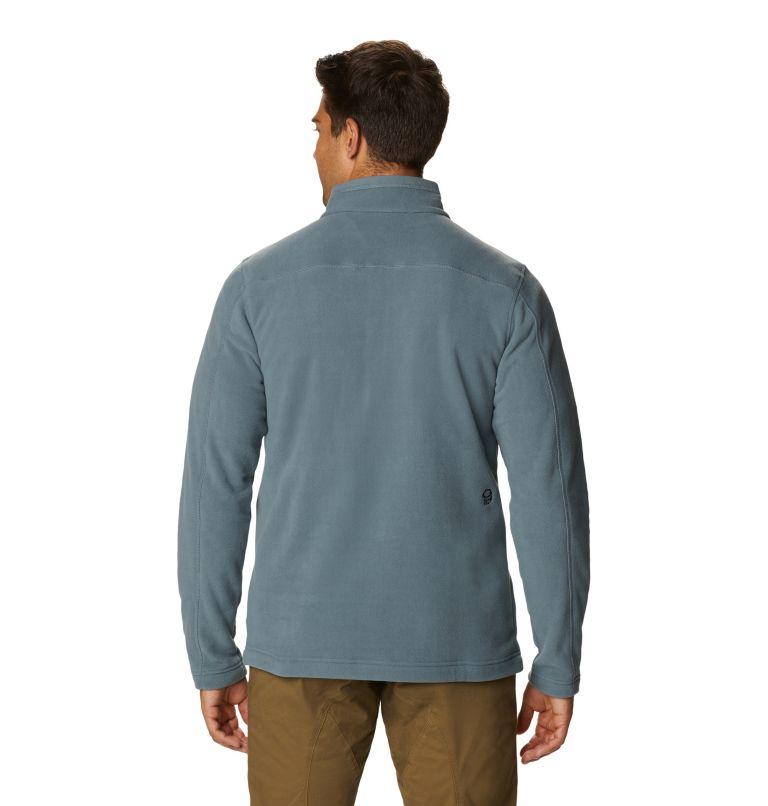 Microchill™ 2.0 Zip T | 054 | XL Men's Microchill™ Pullover, Light Storm, back