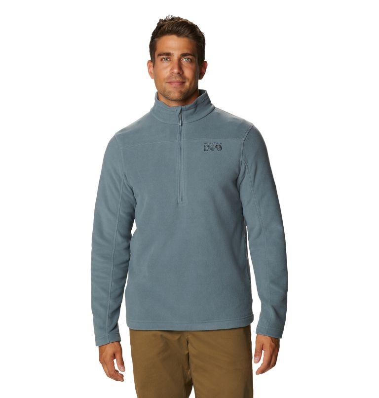 Microchill™ 2.0 Zip T | 054 | XL Men's Microchill™ Pullover, Light Storm, front