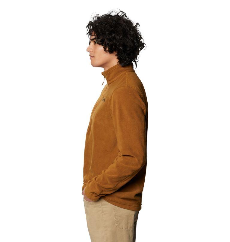 Microchill™ 2.0 Zip T | 233 | XL Men's Microchill™ 2.0 Zip T-Shirt, Golden Brown, a1