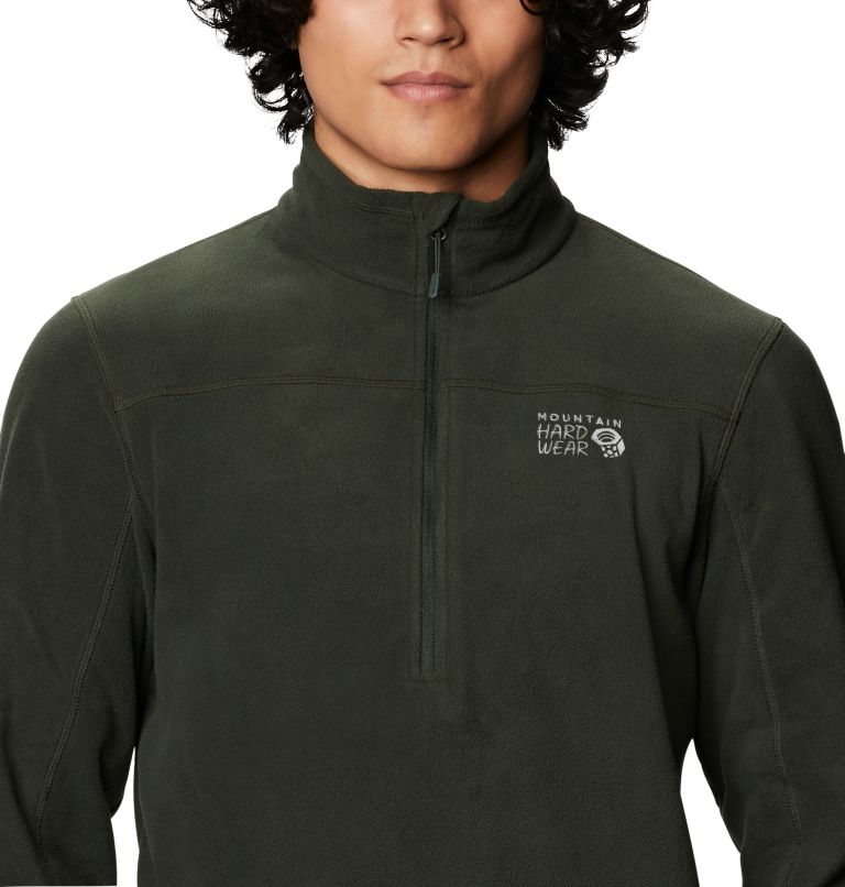 Microchill™ 2.0 Zip T | 306 | M Men's Microchill™ 2.0 Zip T, Black Sage, a2