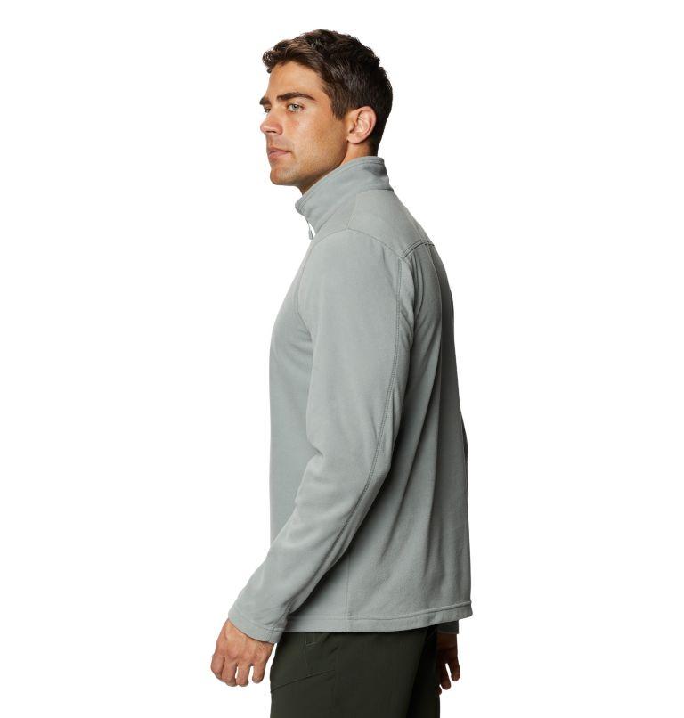 Microchill™ 2.0 Zip T | 339 | M Men's Microchill™ Pullover, Wet Stone, a1