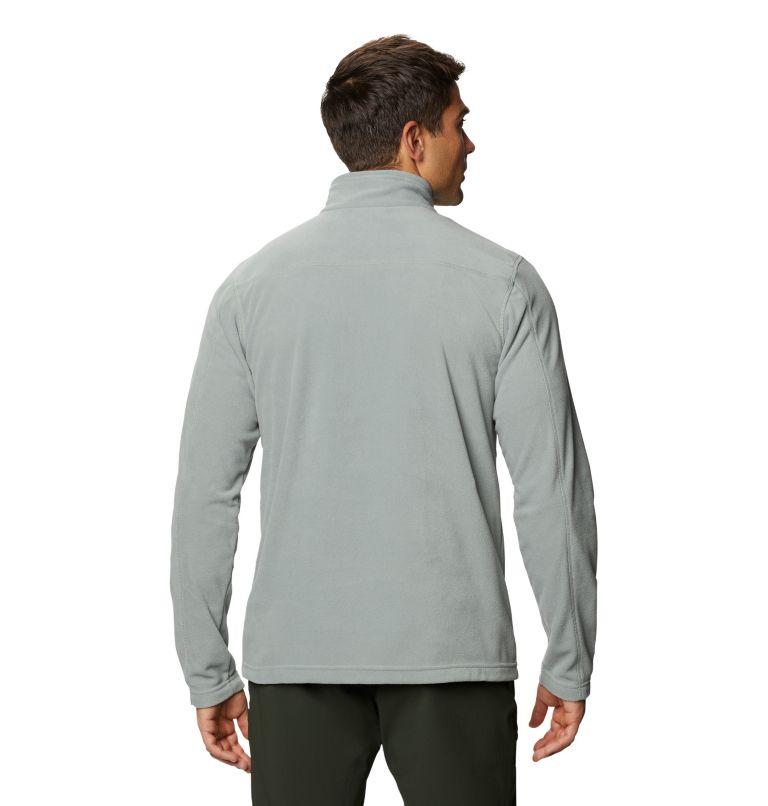 Microchill™ 2.0 Zip T | 339 | M Men's Microchill™ Pullover, Wet Stone, back