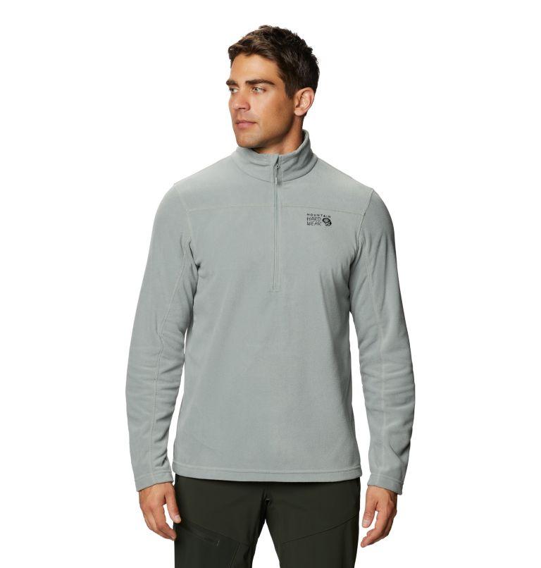 Microchill™ 2.0 Zip T | 339 | M Men's Microchill™ Pullover, Wet Stone, front
