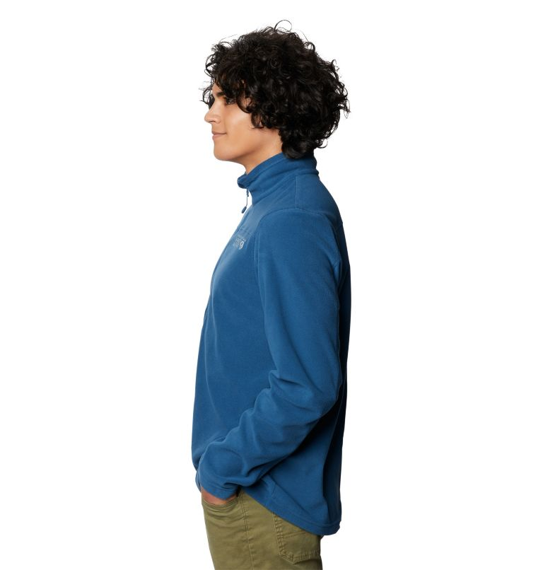 Microchill™ 2.0 Zip T | 402 | L Men's Microchill™ Pullover, Blue Horizon, a1