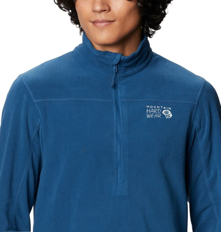 Microchill™ 2.0 Zip T   402   XL Men's Microchill™ Pullover, Blue Horizon, a2