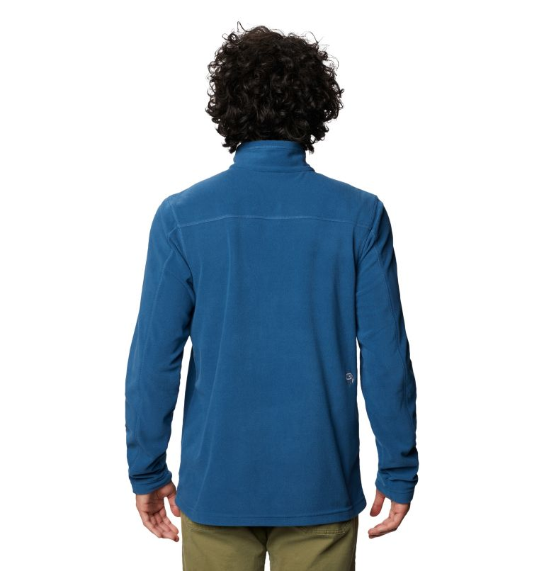 Microchill™ 2.0 Zip T | 402 | L Men's Microchill™ Pullover, Blue Horizon, back