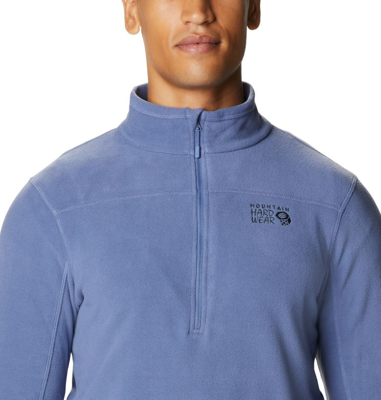 Microchill™ 2.0 Zip T | 445 | XL Men's Microchill™ 2.0 Zip T-Shirt, Northern Blue, a2