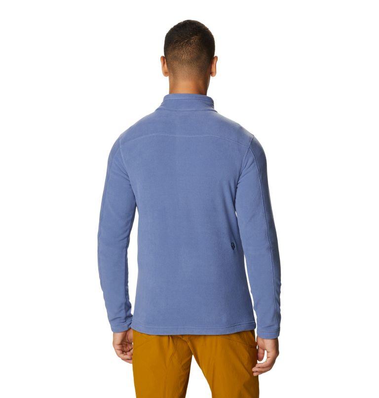 Microchill™ 2.0 Zip T | 445 | XL Men's Microchill™ 2.0 Zip T-Shirt, Northern Blue, back