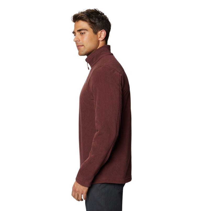Microchill™ 2.0 Zip T | 629 | M Men's Microchill™ Pullover, Washed Raisin, a1