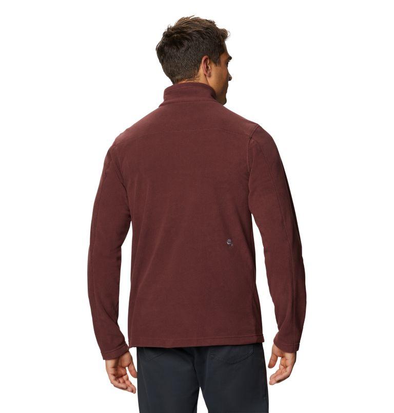 Men's Microchill™ 2.0 Zip T-Shirt Men's Microchill™ 2.0 Zip T-Shirt, back