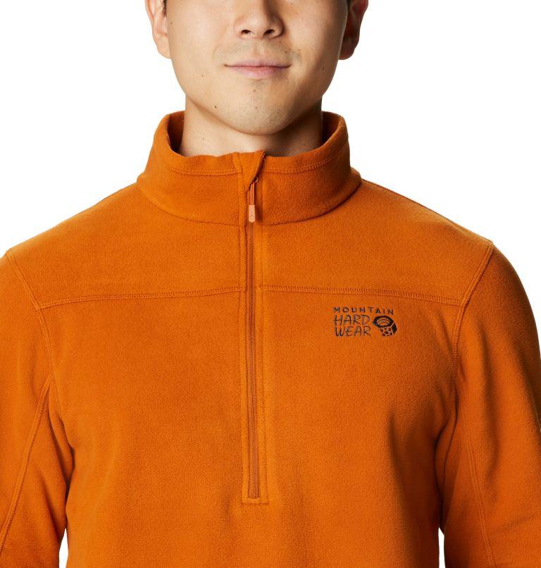 Microchill™ 2.0 Zip T | 841 | XL Men's Microchill™ Pullover, Bright Copper, a2
