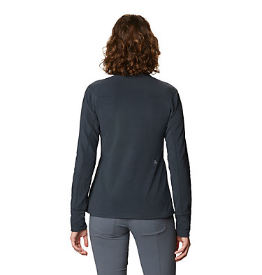 Women's Microchill™ 2.0 Zip T-Shirt Microchill™ 2.0 Zip T | 022 | S, Dark Storm, back