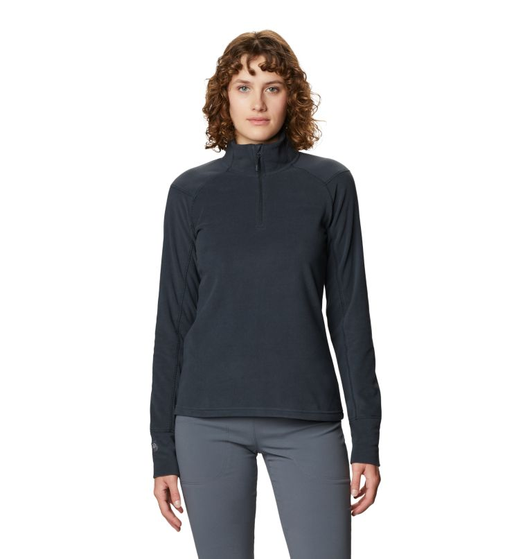 Women's Microchill™ 2.0 Zip T Women's Microchill™ 2.0 Zip T, front