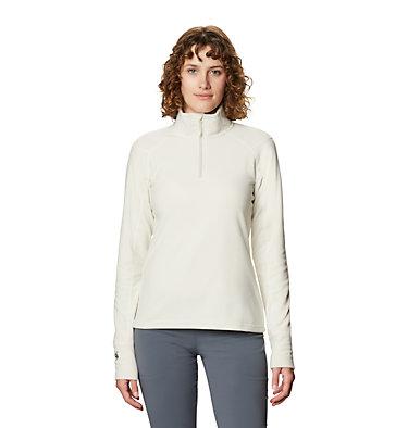 Women's Microchill™ 2.0 Zip T-Shirt Microchill™ 2.0 Zip T | 022 | S, Stone, front