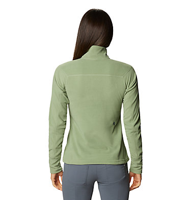 Women's Microchill™ 2.0 Zip T-Shirt Microchill™ 2.0 Zip T | 022 | S, Field, back