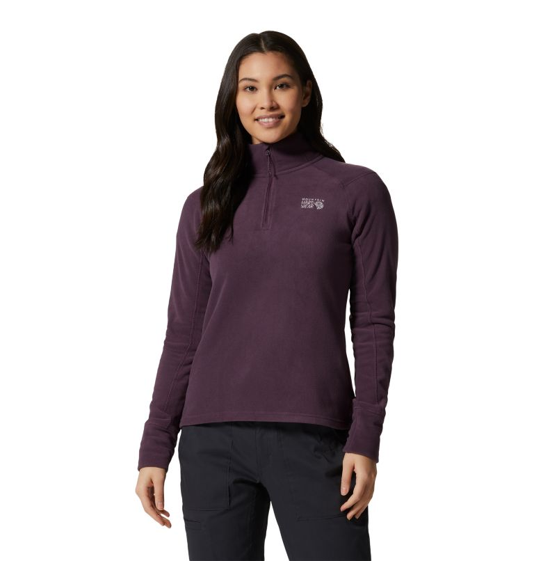 Women's Microchill™ 2.0 Pullover Women's Microchill™ 2.0 Pullover, front