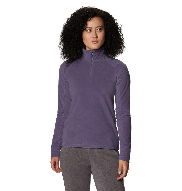 Women's Microchill™ 2.0 Zip T-Shirt Women's Microchill™ 2.0 Zip T-Shirt, front