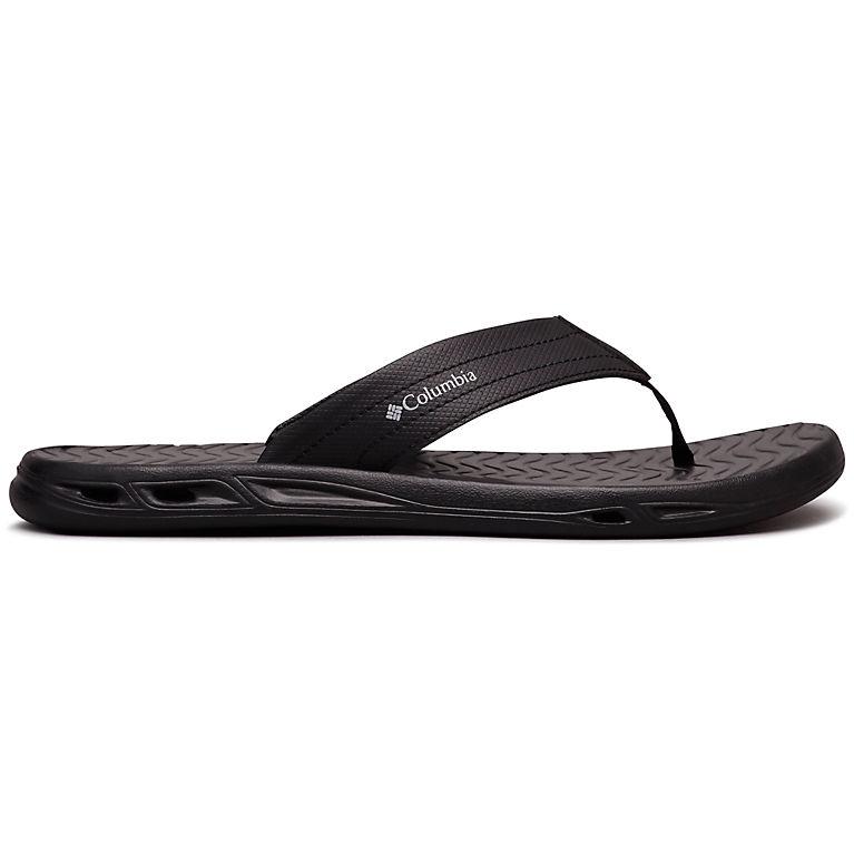 Columbia Vent Cush Flip Men's Sandal (Black)