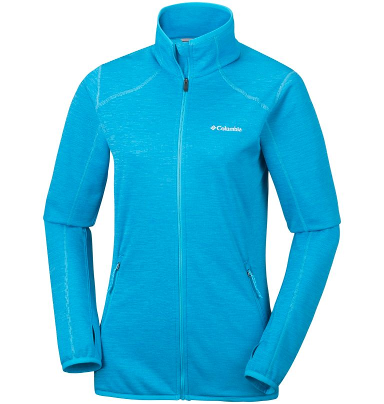 Giacca in pile full zip Sapphire Trail™ da donna Giacca in pile full zip Sapphire Trail™ da donna, front