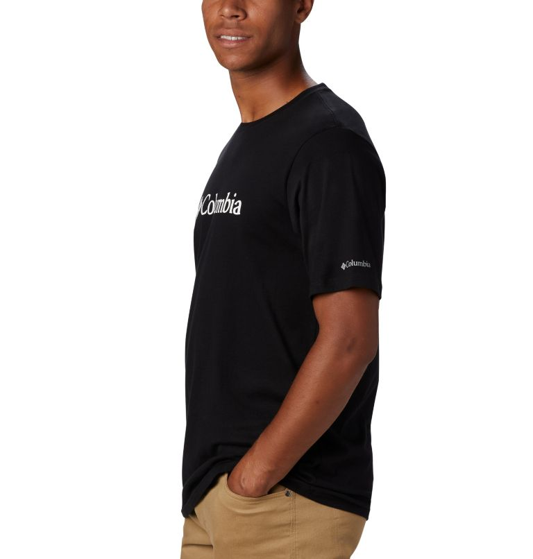 CSC Basic Logo™ Short Sleeve | 010 | XL Men's CSC Basic Logo™ Short Sleeve, Black, a1