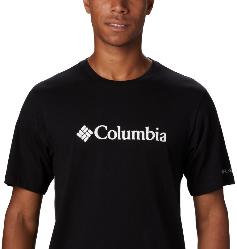 CSC Basic Logo™ Short Sleeve | 010 | XL Men's CSC Basic Logo™ Short Sleeve, Black, a3