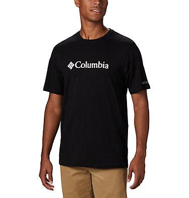 Men's CSC Basic Logo™ Short Sleeve CSC Basic Logo™ Short Sleeve | 010 | XXL, Black, front