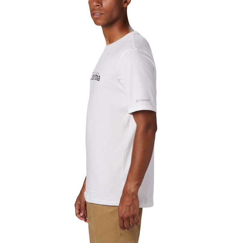 CSC Basic Logo™ Short Sleeve | 100 | M Men's CSC Basic Logo™ Short Sleeve, White, a1